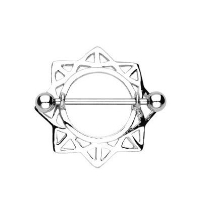 Bryst Smykke med Stjernedesign