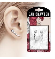 Ear Crawlers med Stjerner og Sten