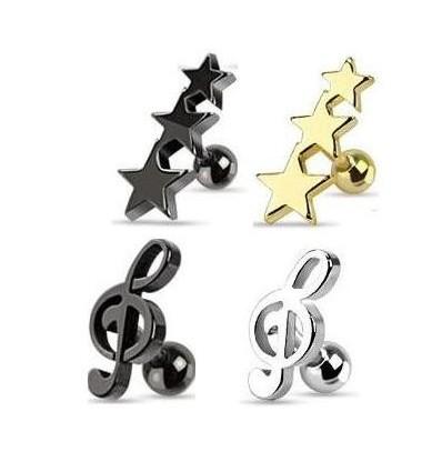 Helix Smykke med Stjerner eller Node