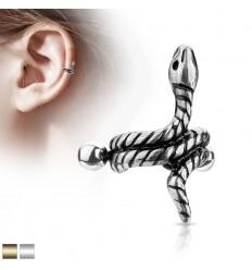 Helix Smykke med Slange