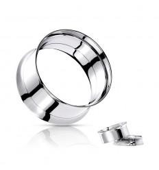 Titanium Ring med Clicker i Guld Farve