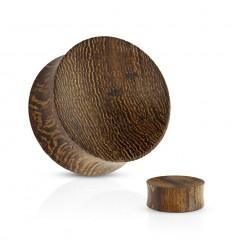 Plug i Brun Snake Wood