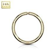 Helix Ringe i Ægte Guld
