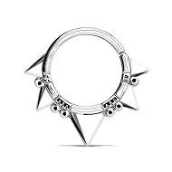 Sølv Smykker til Daith Piercing