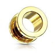 Stretch Øreringe Guld