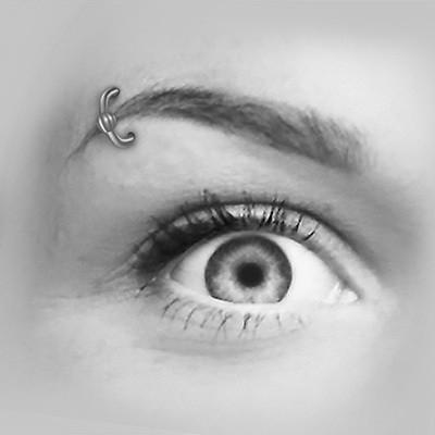 Øjenbrynspiercing