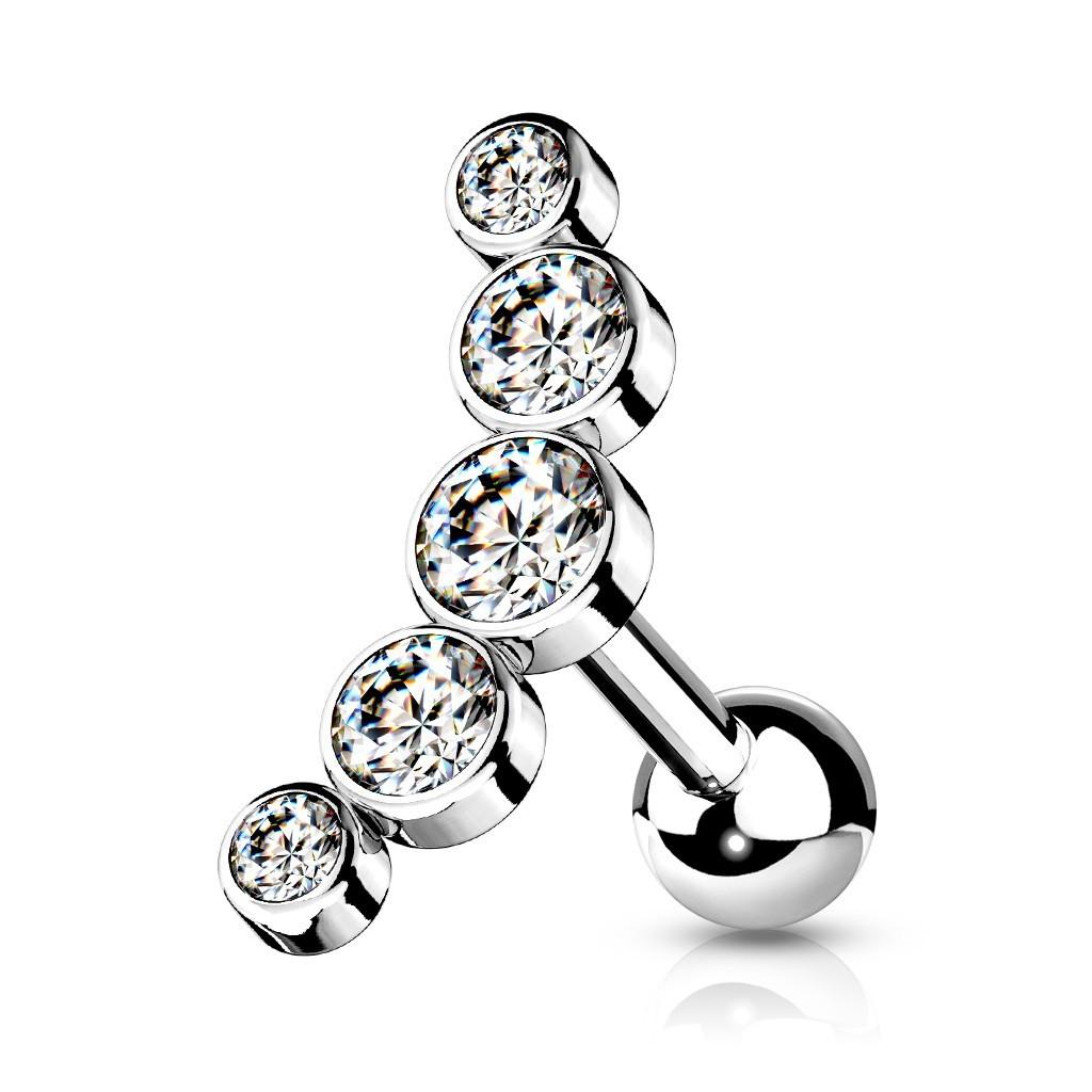 Sølv Smykker med Sten
